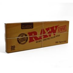RAW Cone 98 Special - Pack of 20