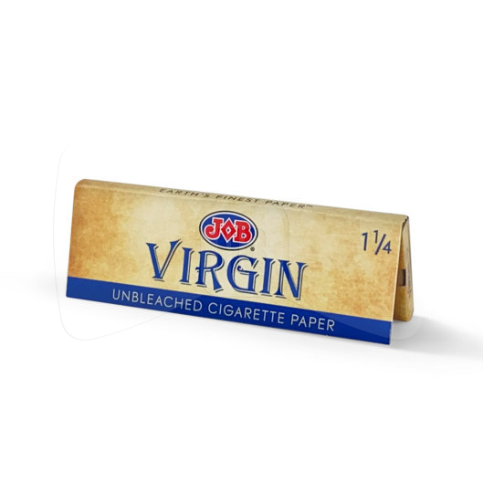 JOB Virgin Unbleached Rolling Papers