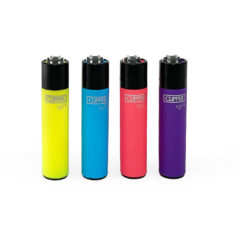 Clipper Soft Lighters